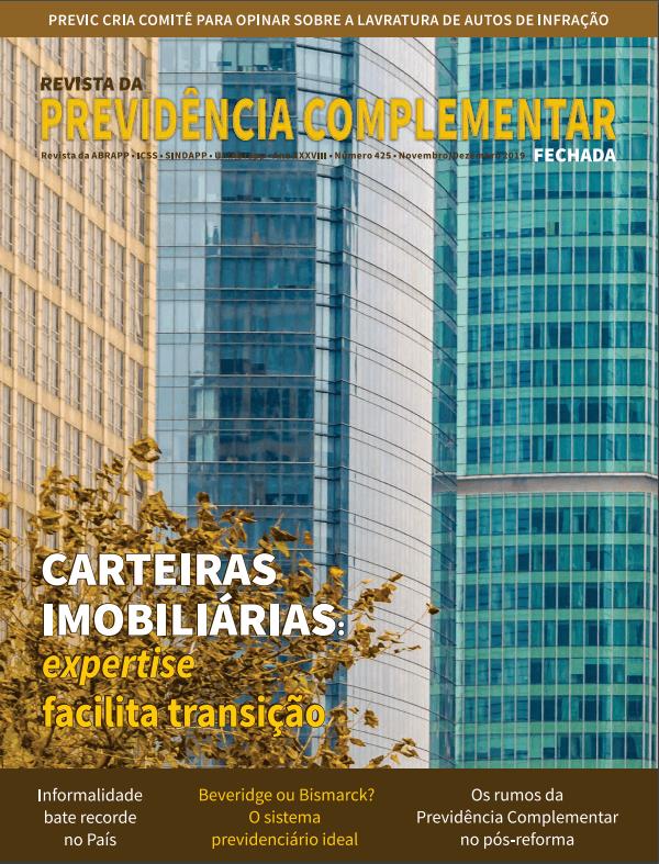 Revista da Previdência Complementar Fechada
