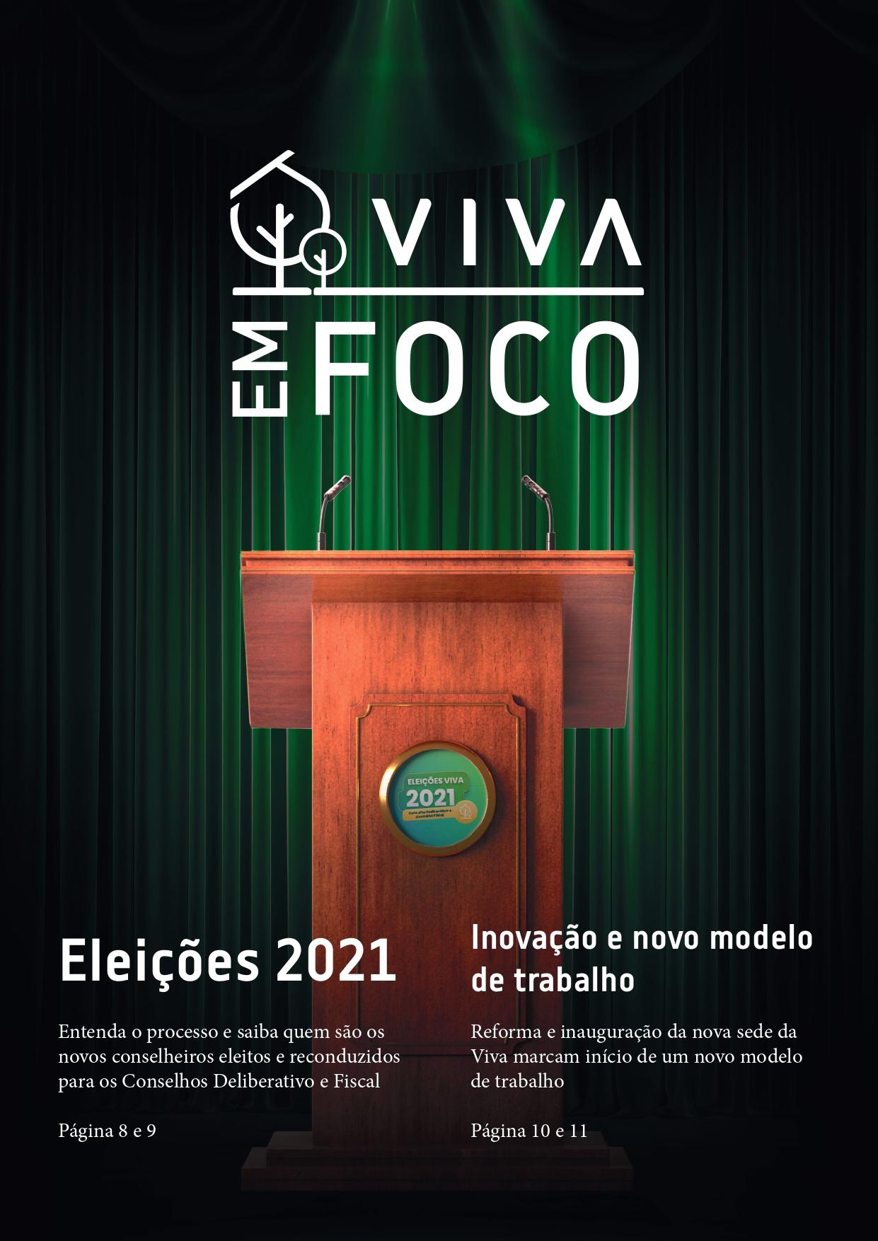 Revista Viva Em Foco
